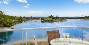 Maroochydore Riverfront accommodation