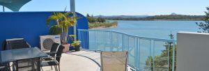 Riverfront accommodation Maroochydore