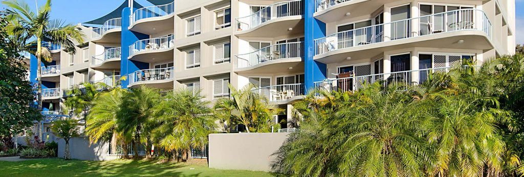 Sunshine Coast resort accommodation